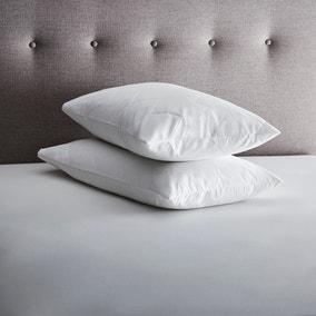 Fogarty Forever Fresh Antibacterial Pair of Pillow Protectors
