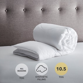Fogarty Light & Lofty Warm Waffle 10.5 Tog Duvet