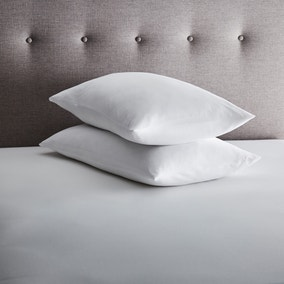 Fogarty Pair of Fresh Linen Scented Pillow Protectors