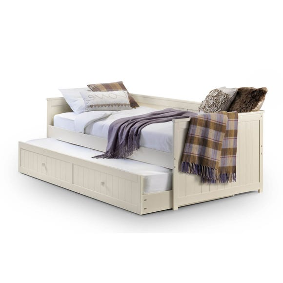 Jessica White Daybed and Underbed White