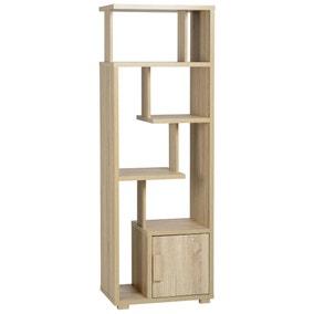 Cambourne Oak Display Unit
