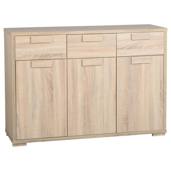 Cambourne Large Sideboard Natural