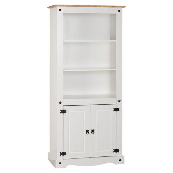 Corona Pine White Display Unit
