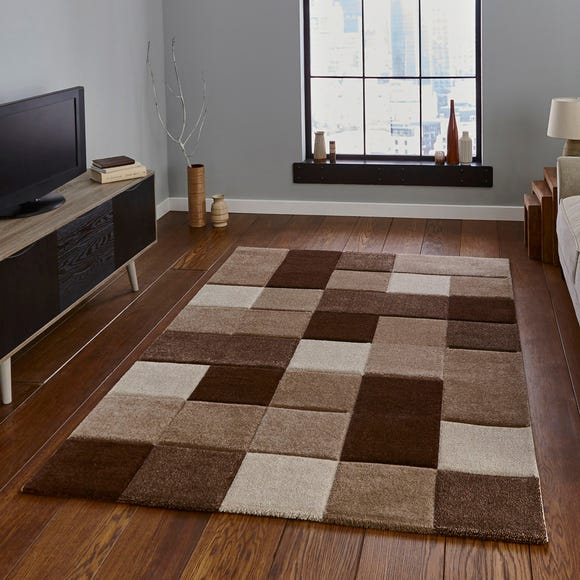 Brooklyn 646 Rug Brown undefined
