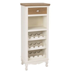 Juliette Pine Wine Rack