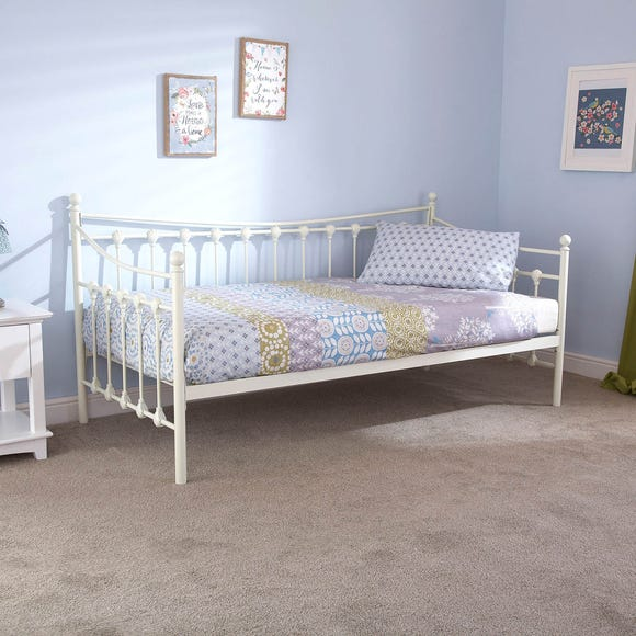 Memphis White Day Bed  undefined