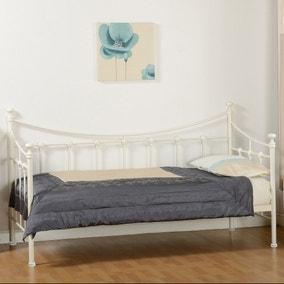 Torino Cream Day Bed