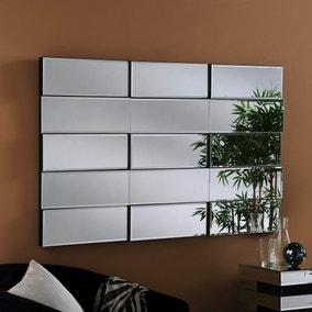 Yearn Multi-Facet Mirror 76x122cm