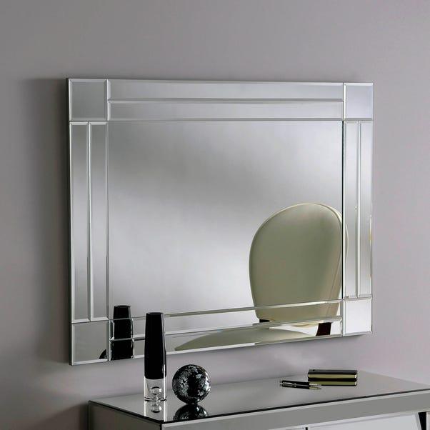 Yearn Decop Mirror 107x76cm Bevelled Clear