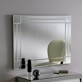 Yearn Decop Mirror 107x76cm Bevelled