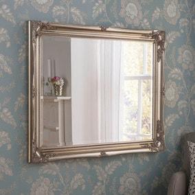 Yearn Baroque Mirror Silver