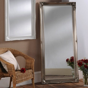 Yearn Baroque Mirror Silver