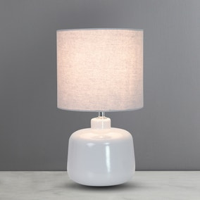 Table Lamps Bedside Lamps Desk Lights Dunelm
