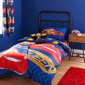 Disney Cars Duvet Cover and Pillowcase Set