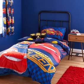 Disney Cars Duvet Cover and Pillowcase Set