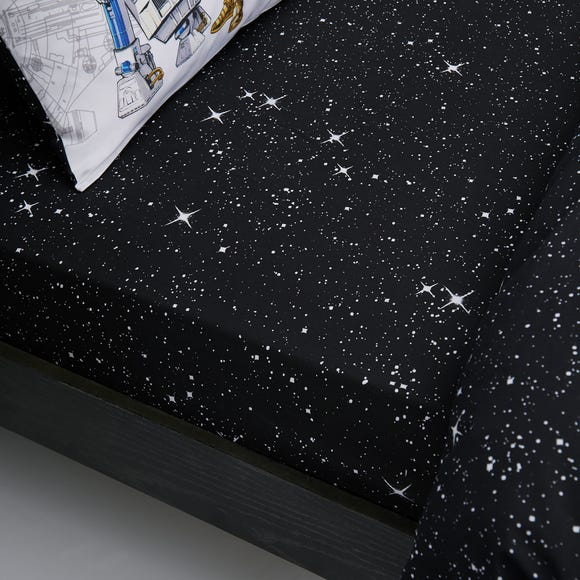 Disney Star Wars Fitted Sheet  undefined