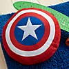 Disney Marvel Comics Cushion MultiColoured