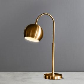 Gallery Direct Dallas Task Desk Lamp Bronze