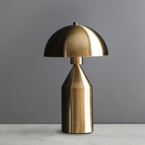 Gallery Direct Albany Table Lamp Gold