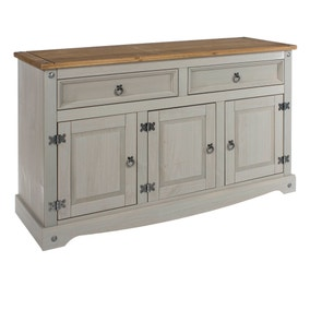 Corona Grey Sideboard