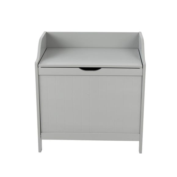 Rimini Laundry Basket Grey