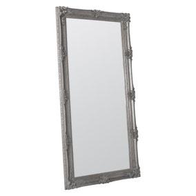 Abbey Silver 165x80cm Leaner Mirror