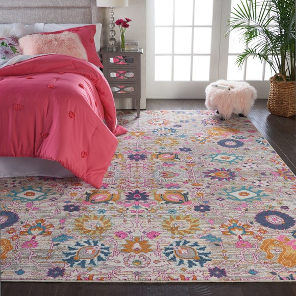 Silver Passion Rug  undefined