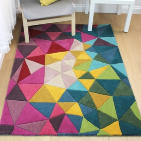 Illusion Falmouth Geometric Rug