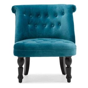 Grace Velvet Armchair