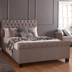 Layla Fabric Ottoman Bed Frame