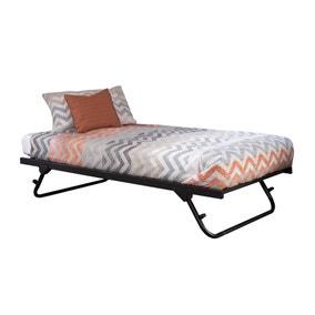 Memphis Black Trundle Bed
