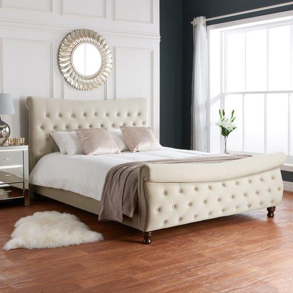 Copenhagen Fabric Bed Frame  undefined