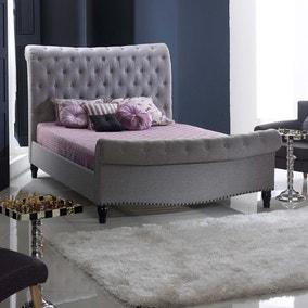 Larissa Upholstered Bed Frame