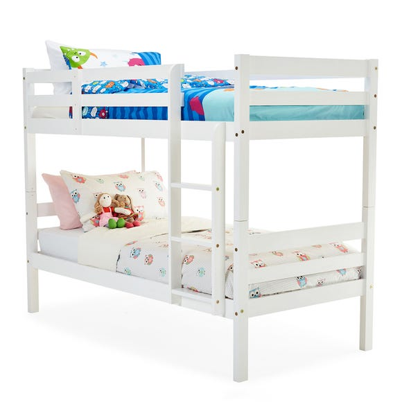 Panama White Bunk Bed  undefined