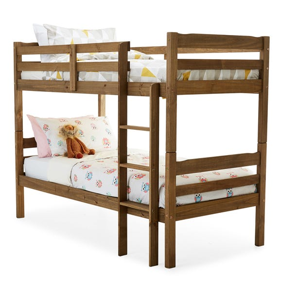 Panama Pine Bunk Bed Pine (Brown) undefined