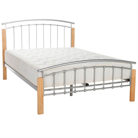 Aztec Bedstead Silver undefined