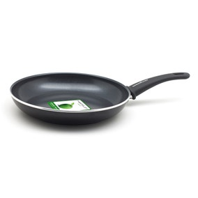 GreenChef Soft Grips Open 24cm Frying Pan