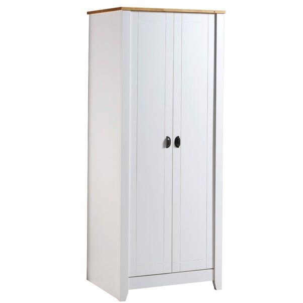 Ludlow White Wardrobe