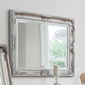 Harrow Silver Wall Mirror
