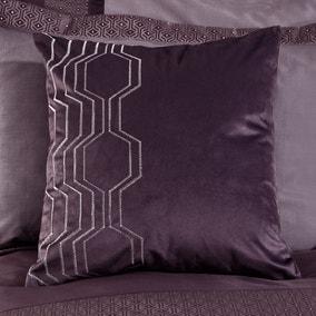 Julianna Purple Cushion