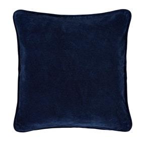 Clara Cotton Velvet Square Cushion
