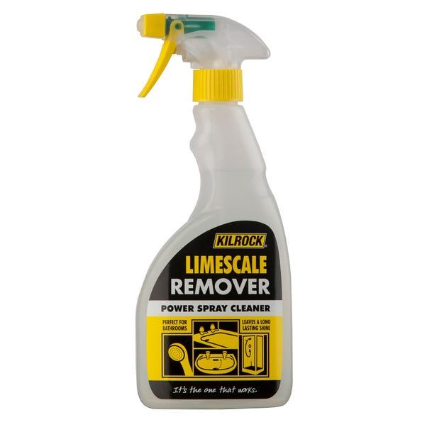 Kilrock Limescale Remover Spray Yellow