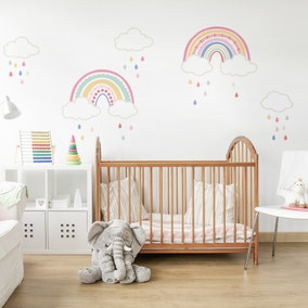 Over the Rainbow Wall Sticker