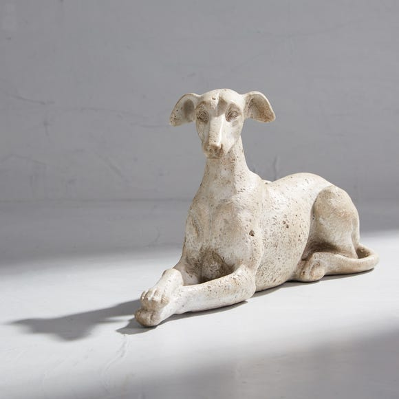 Dorma Lying Down Greyhound Grey