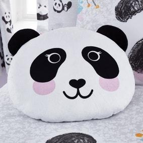 Panda Shaped Cushion