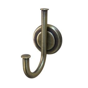 Brushed Brass Effect Hook