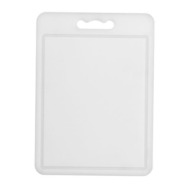 Chef Aid White Chopping Board White