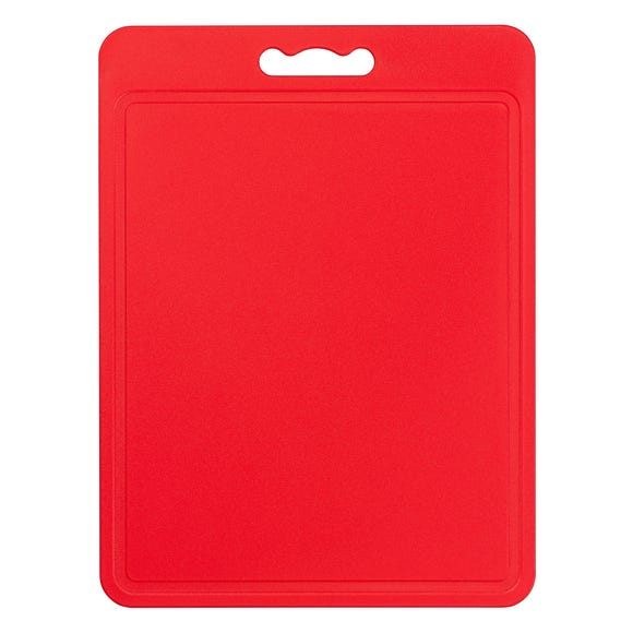 Red Chopping Board Red