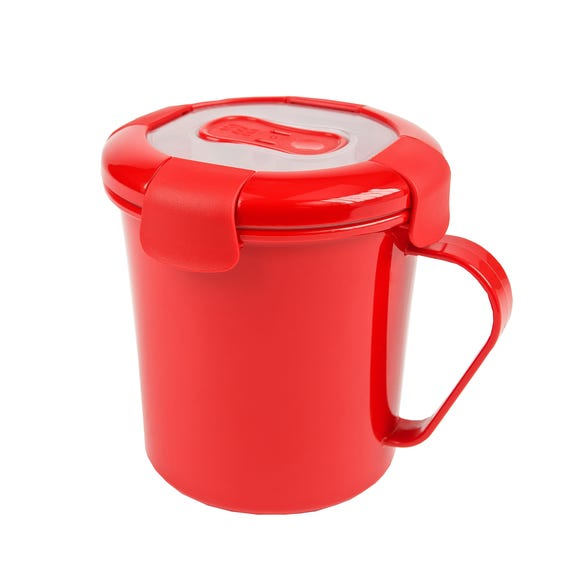 Good 2 Heat 683ml Soup Mug Red