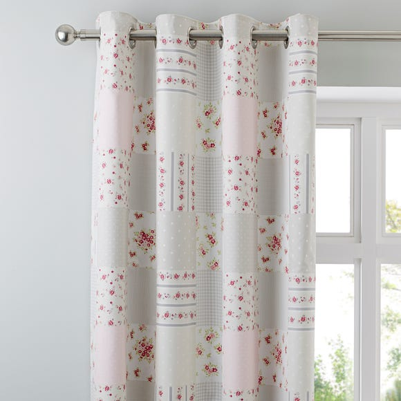 Katy Rabbit Blackout Eyelet Curtains  undefined